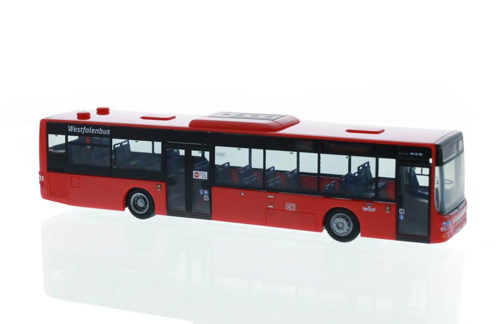 Rietze Stadtbus MAN NL 202-2 Ostseebus 75017