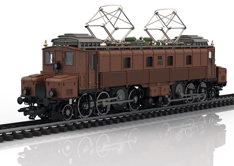 Schweiz MEA68W Lokomotive Zug SBB Cff 1//87 Ho 1982 Re 4//4 IV Nr.10101