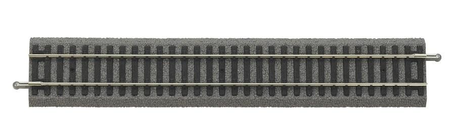 Gegenbogen neuwertig aus Startset Piko 55219 H0  A-Gleis gebogen R9